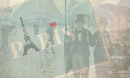 Live the Dream – Writing in Paris