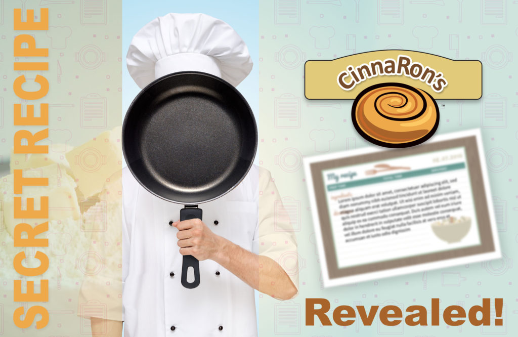 Cinnamon's Secret Recipe Revealled