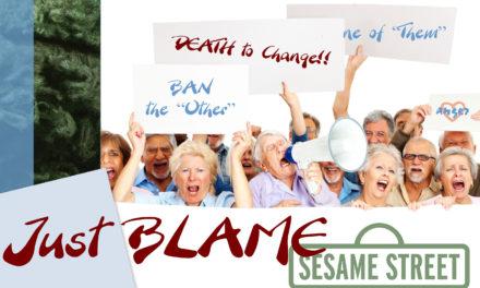 The Election? I Blame Sesame Street