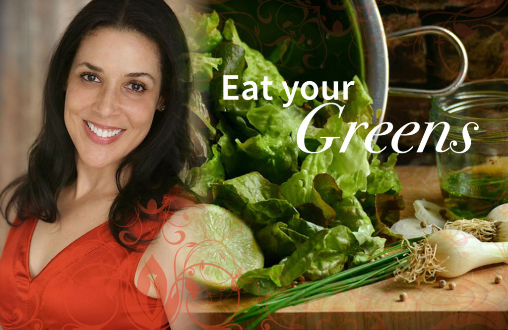 Toni Ann Johnson - Eat Your Greens